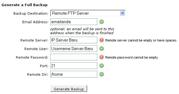 Remote-FTP-Server